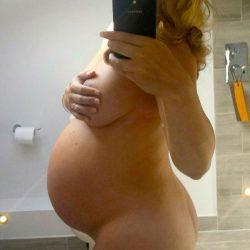 femme enceinte cherche photographe Saint-Denis