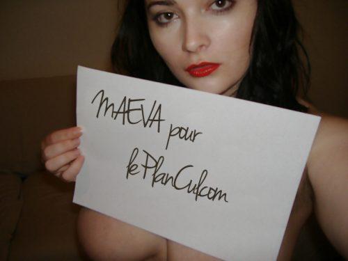 Maeva, coquine qui veut du sexe sans me prendre la tête